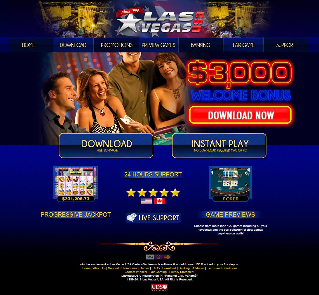 online usa casinos