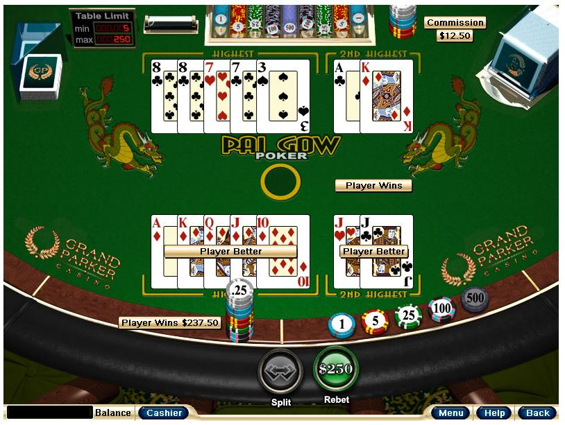 poker games online for fun