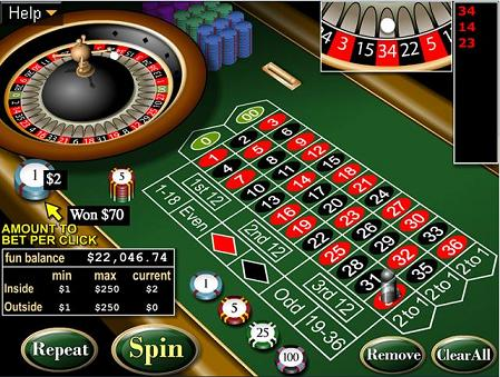 european roulette grand online casino