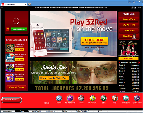 download casino software