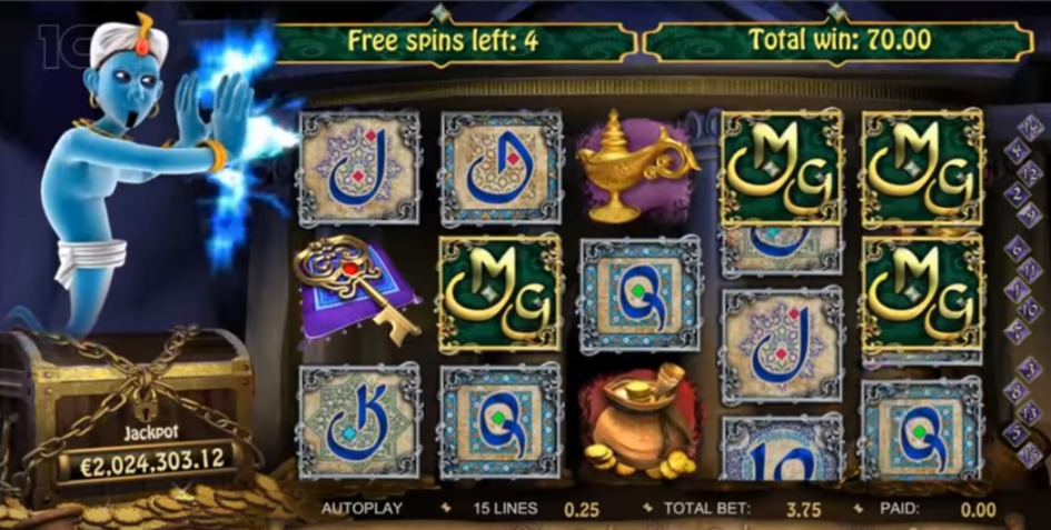 Opera of the Masks Slot Review & Free Instant Play Game