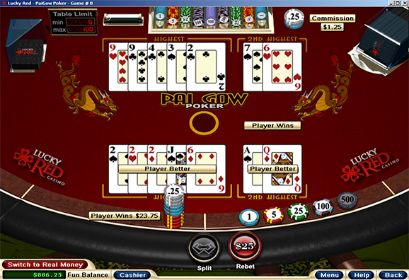 red luck casino download
