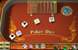 online casino dice game