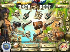 Jolly Rogers Jackpot game