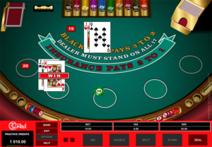 32red online classic blackjack