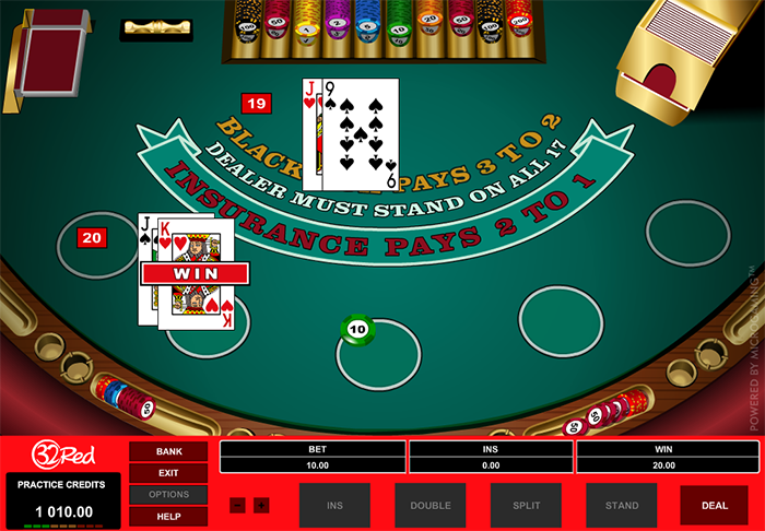 Instant play casinos