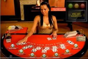 888 Casino Live Dealer Blackjack