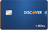 Travel Credit Discover Card