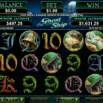 Ghost Ship slot machine