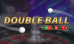 Live Dealer Double Ball Roulette Logo