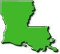 Louisiana hub icon
