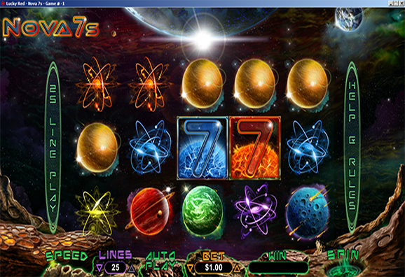 Lucky Red Casino Nova 7s Slot