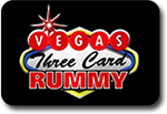 Online Vegas Three Card Rummy