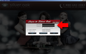 Silver Oak Casino download step 3
