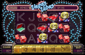 Vegas Vibes slot machine