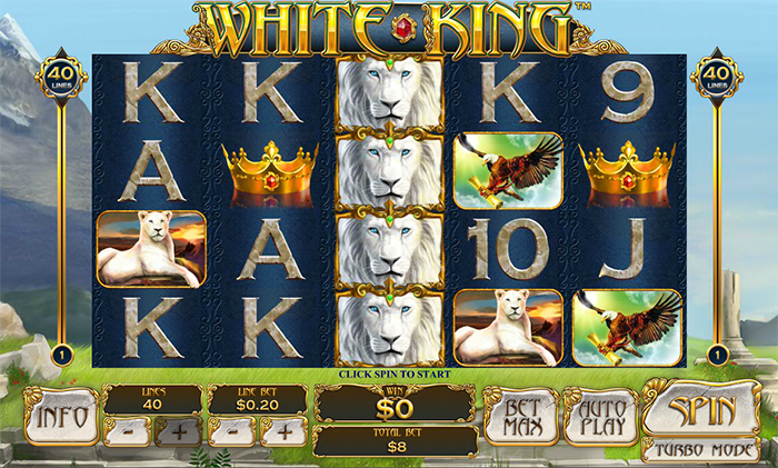 King Richer Slot Machine Review & Free Instant Play Game