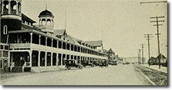 New Hampshire casinos and racetracks history