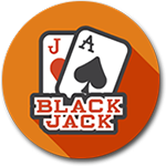 Blackjack pays icon