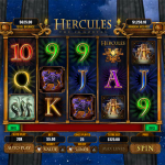 Hercules The Immortal slot machine