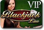 Live Dealer Blackjack VIP Playtech