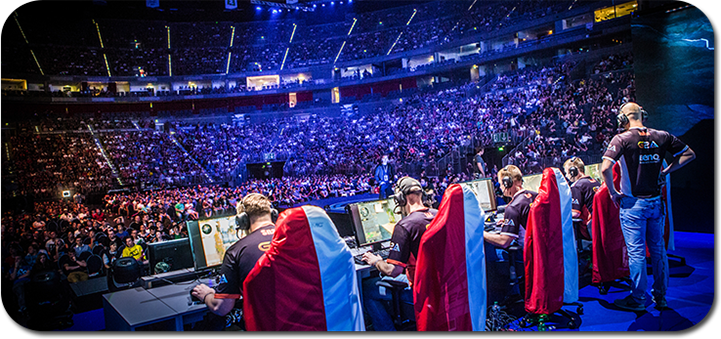 Vegas casinos look to bet on esports