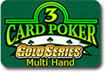 3 Card Poker Gold Series