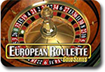 European Roulette Game Icon