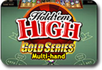 Holdem High gold series