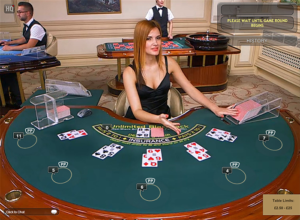 Ladbrokes live dealer unlimited blackjack