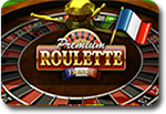 French Roulette Game Icon