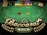 Baccarat Gold strategy