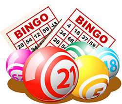 Bingo game icon