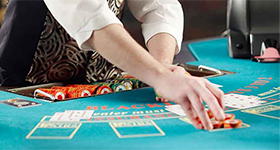 Blackjack Plus game