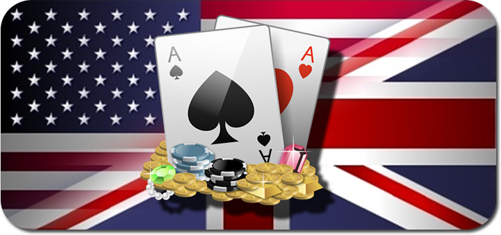 US and UK proposed share online poker traffic