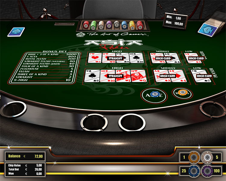 Asia Poker - Play Fortune Asia Poker | Best Online Casinos