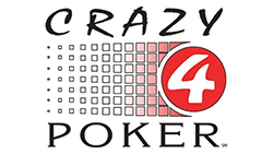 Crazy 4 Poker logo