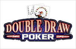 Double Draw Poker logo
