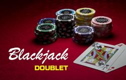 Doublet Blackjack logo