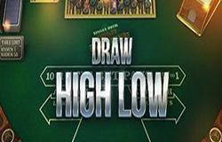 Draw Hi-Lo game