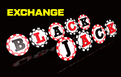 Exchange Blackjack logo