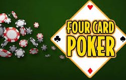 Four Card Poker logo