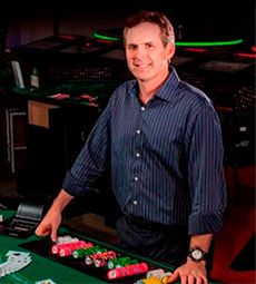 Roger Snow inventor of 4 Card Poker