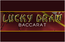 Lucky Draw Baccarat logo