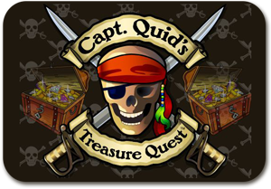 captain quids treasure quest slots game