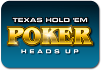texas holdem heads up poker