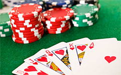 Live Bet on Poker strategy