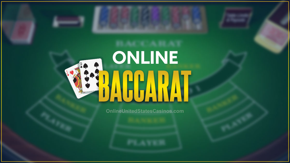 Online Baccarat - Play at the Best Baccarat Casino Online