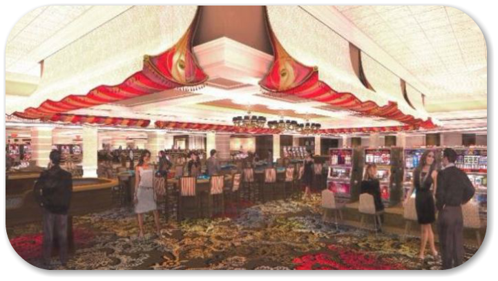 Turning Stone Resort Casino expansion