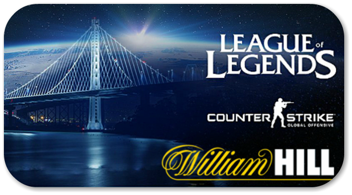 William Hill Nevada eSports betting
