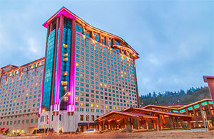 Harrahs Cherokee North Carolina Casinos